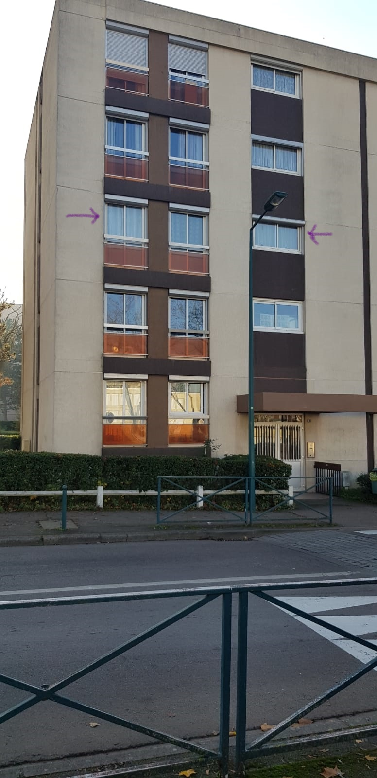 Appartement de 92  m2 - Mantes-la-Jolie (78200)