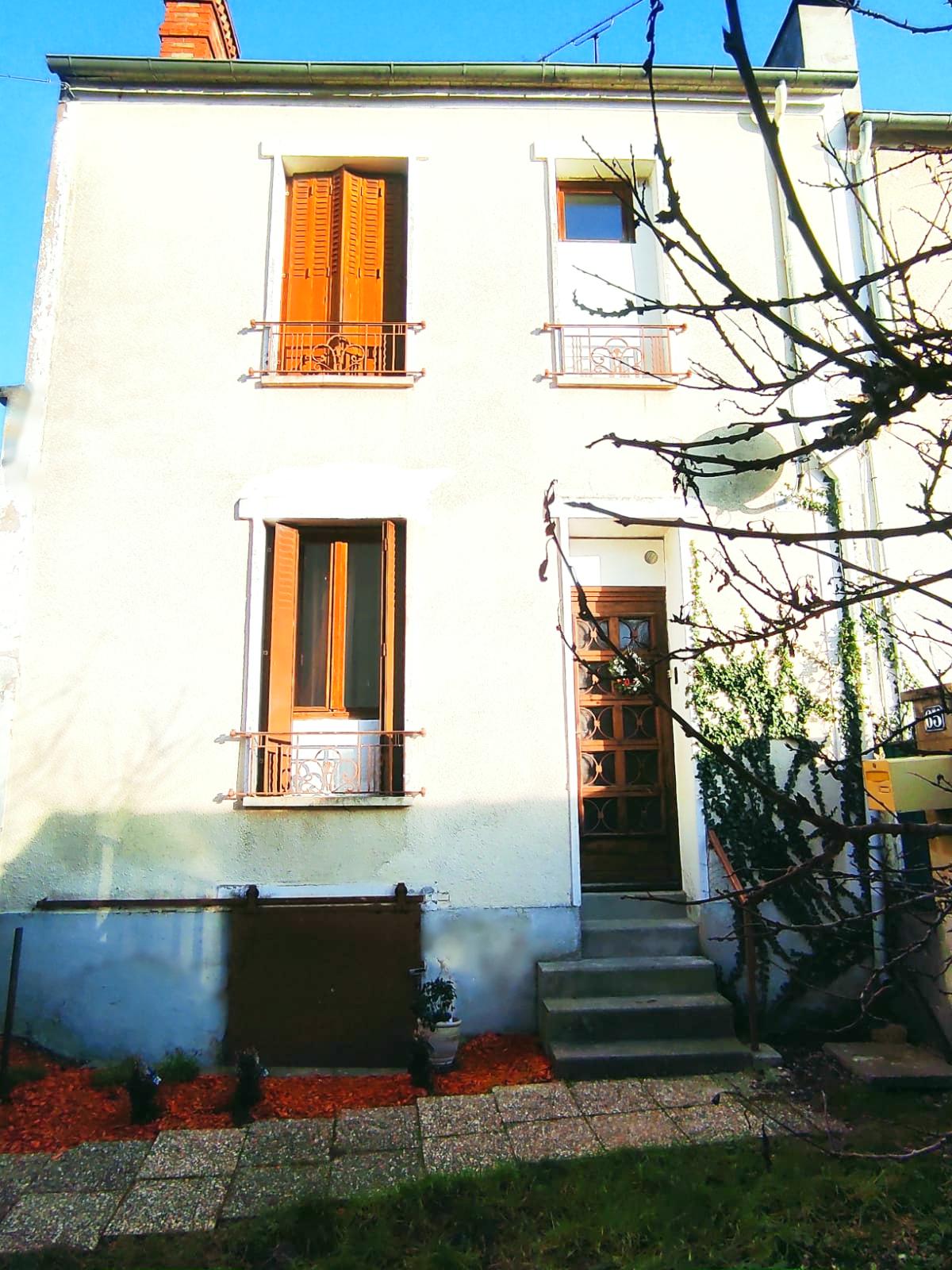 Maison de 60  m2 - Champagne-sur-Seine (77430)