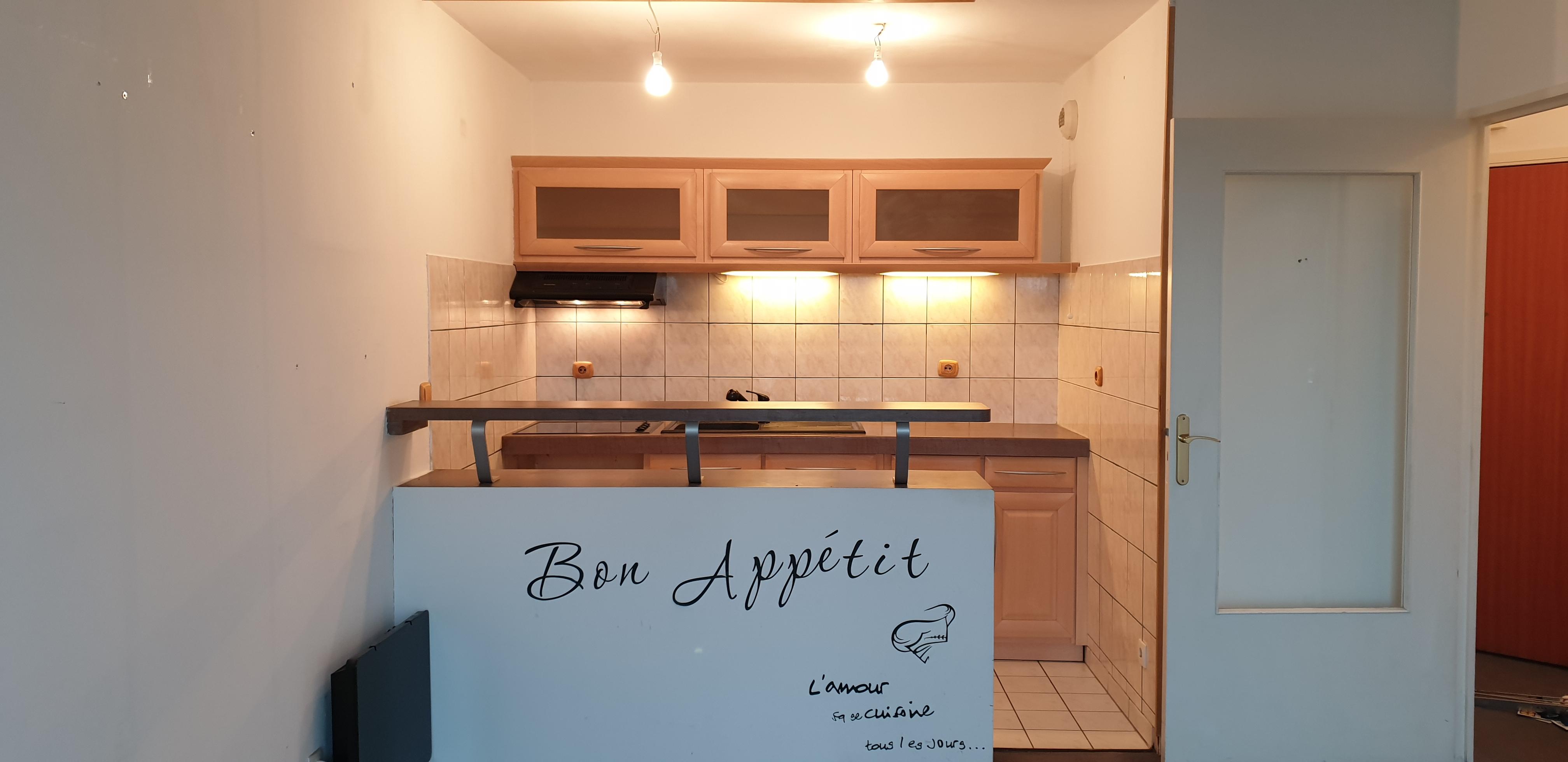 Appartement de 56  m2 - Pontault-Combault (77340)