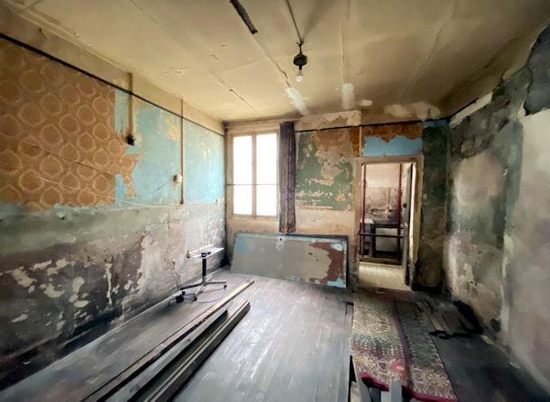 Appartement de 35  m2 - Paris (75018)